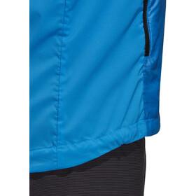 adidas TERREX Agravic Alpha Jacket Takki Miehet, shock blue